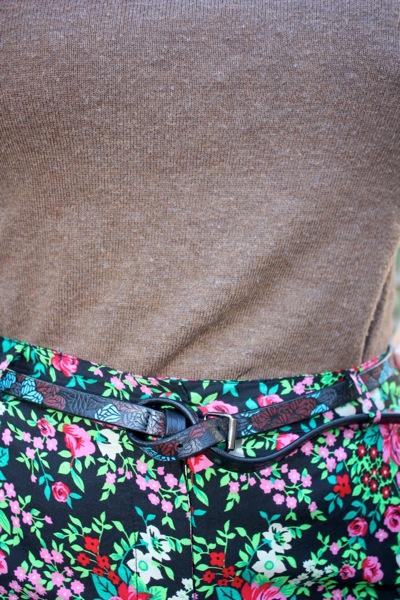 Christopher Kane belt | Ship-Shape and Bristol Fashion