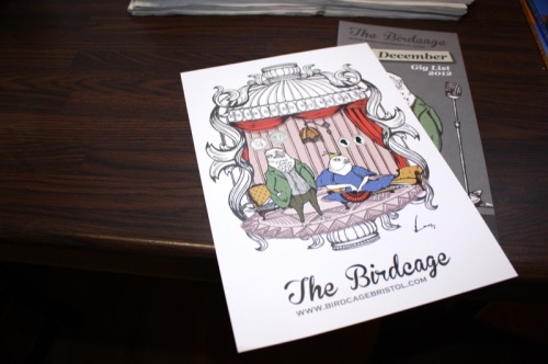 The Birdcage | Ship-Shape and Bristol Fashion