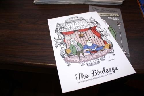 The Birdcage   Ship-Shape and Bristol Fashion