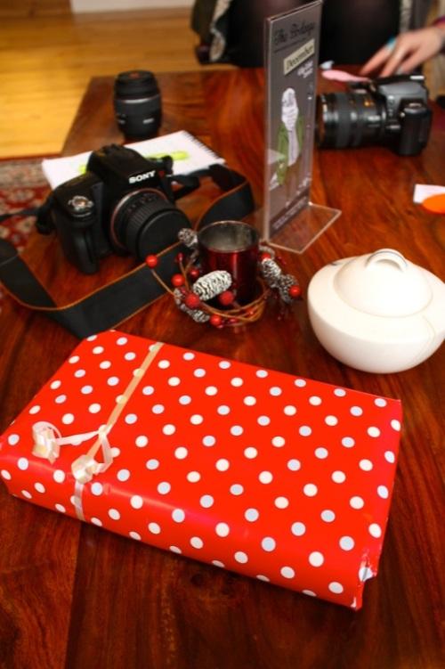 Christmas presents!   Ship-Shape and Bristol Fashion