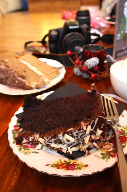 Delicious chocolate cake | Ship-Shape and Bristol Fashion