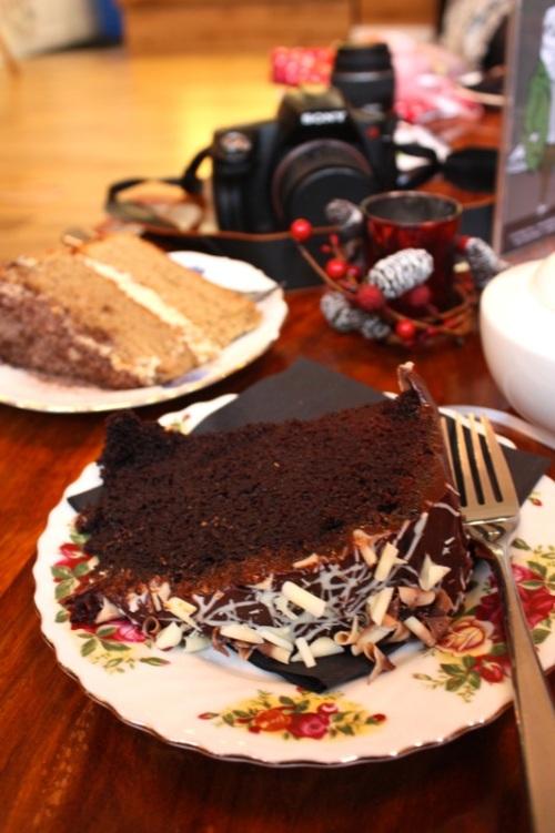 Delicious chocolate cake   Ship-Shape and Bristol Fashion