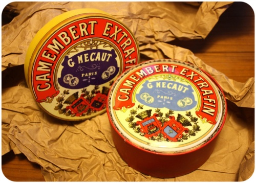 Secret Santa Camembert pot | Ship-Shape and Bristol Fashion
