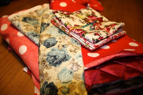 Oxfam DIY stocking fabric | Ship-Shape and Bristol Fashion