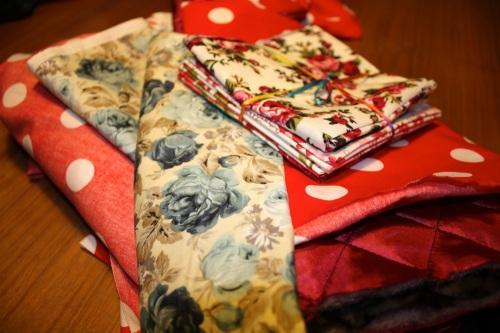Oxfam DIY stocking fabric   Ship-Shape and Bristol Fashion