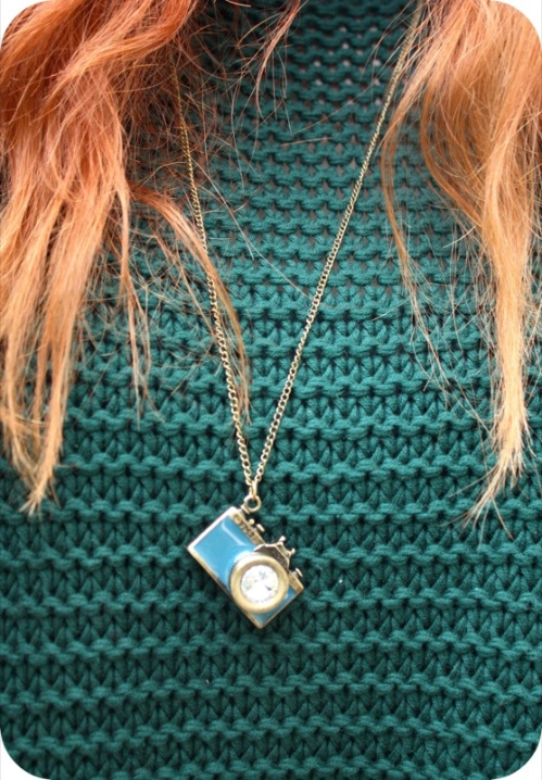 Camera necklace | Ship-Shape and Bristol Fashion