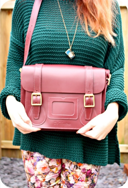 Dr Martens satchel | Ship-Shape and Bristol Fashion