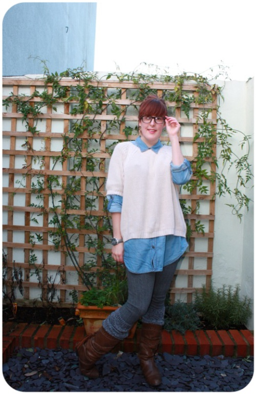 Firmoo geek chic glasses outfit | Ship-Shape and Bristol Fashion