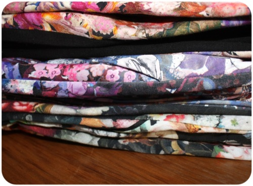 Printed floral trousers | Ship-Shape and Bristol Fashion