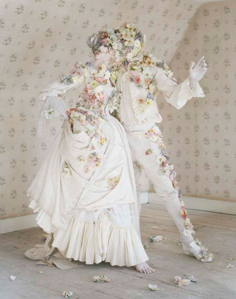 Tim Walker and Rhea Thierstein for Vanity Fair | Ship-Shape and Bristol Fashion
