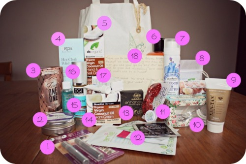 #bbmeet goody bag | Ship-Shape and Bristol Fashion