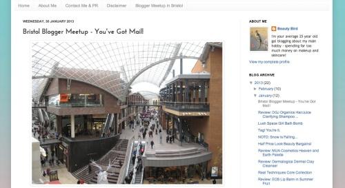 Bristol Blogger meet   Ship-Shape and Bristol Fashion