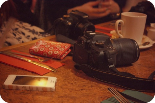 Bristol Blogger meet cameras | Ship-Shape and Bristol Fashion