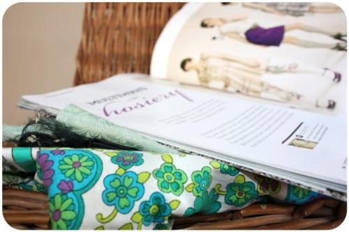 Cloth magazine hosiery DIY   Ship-Shape and Bristol Fashion