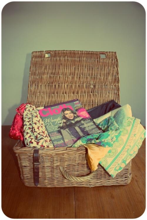 Cloth magazine relaunch issue   Ship-Shape and Bristol Fashion