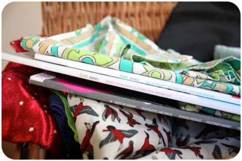 Cloth magazines   Ship-Shape and Bristol Fashion