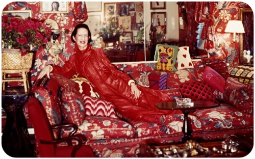 Diana Vreeland The Eye Has to Travel Ship-Shape and Bristol Fashion