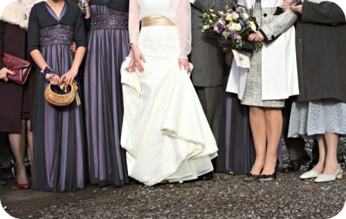 The wedding party | Ship-Shape and Bristol Fashion