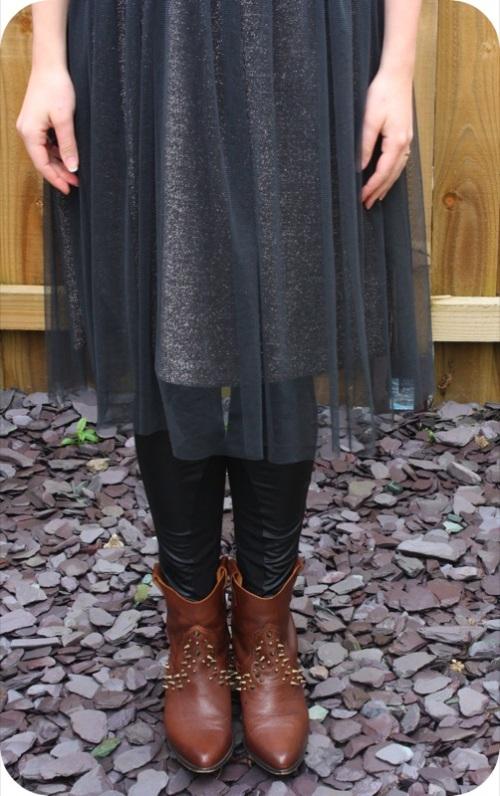 Zara skirt and boots   Ship-Shape and Bristol Fashion