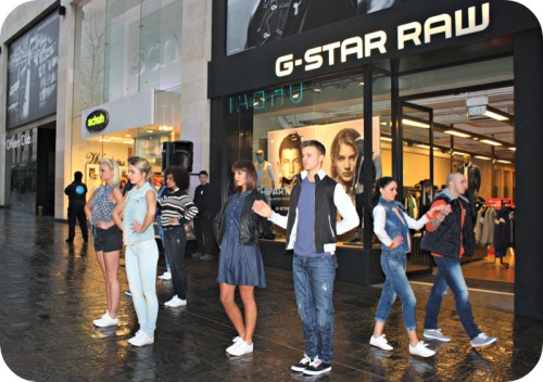 48 hour fashion fix G-Star Raw