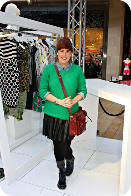 48 hour fashion fix outfit at Cabot Circus
