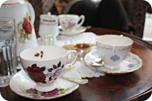 Bea's Vintage Tearooms Bath | Ship-Shape and Bristol Fashion