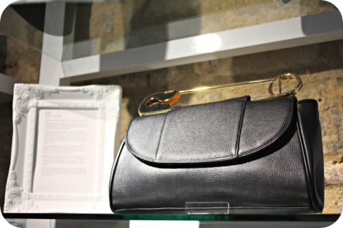 Bodhi Safety Pin Clutch Bag at Magpie & Bear