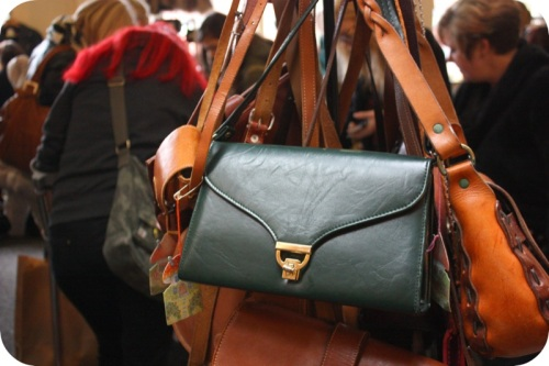 Vintage leather handbags | Ship-Shape and Bristol Fashion