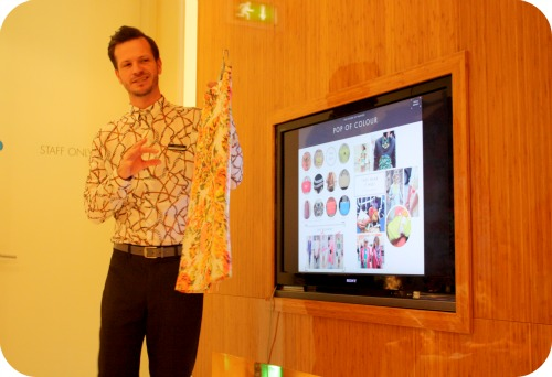 Daniel Pollock Harvey Nichols Bristol   Ship-Shape and Bristol Fashion