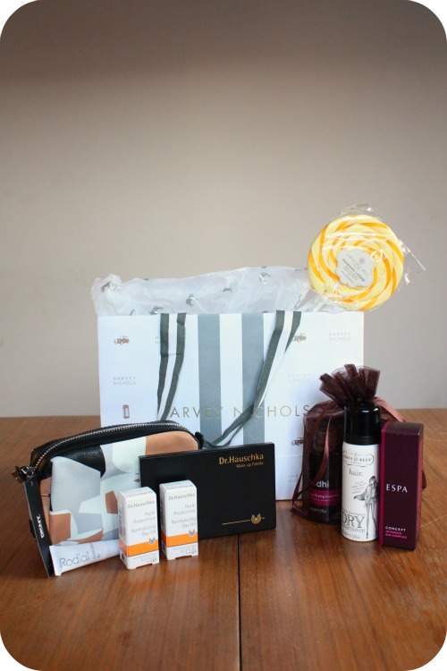 Harvey Nichols blogger prize