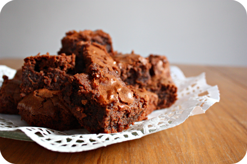 Hummingbird Bakery brownies | Ship-Shape and Bristol Fashion