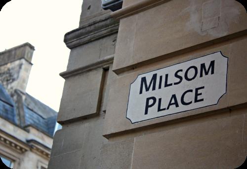 Milsom Place, Bath