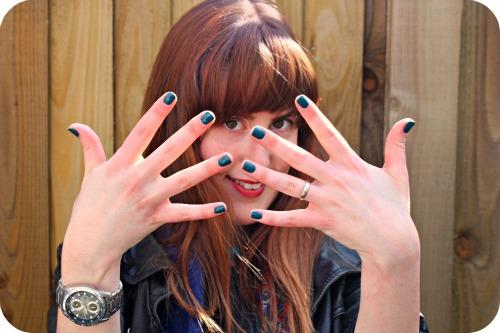 Nails Inc manicure