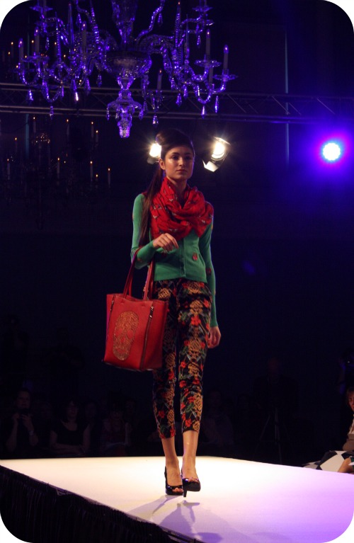 Uttam Boutique at Bath in Fashion Week