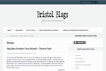 Bristol Blogs homepage