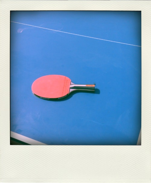Rock The Week ping pong