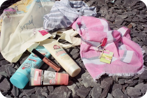 Joules and Soap and Glory giveaway