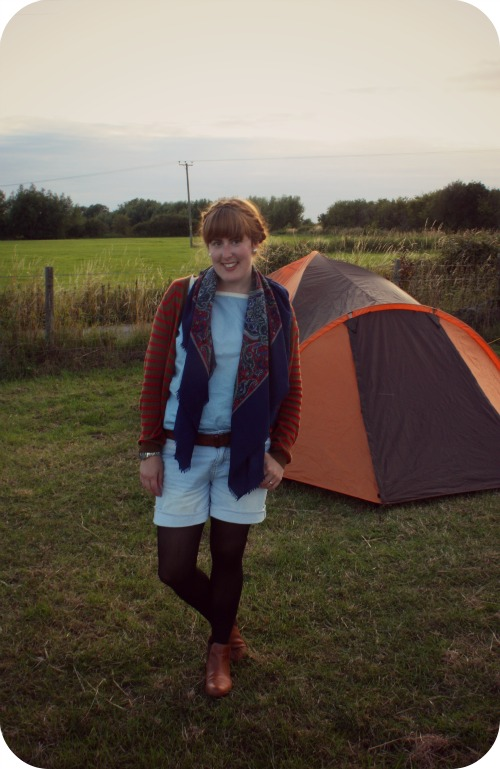 Willfields festival outfit
