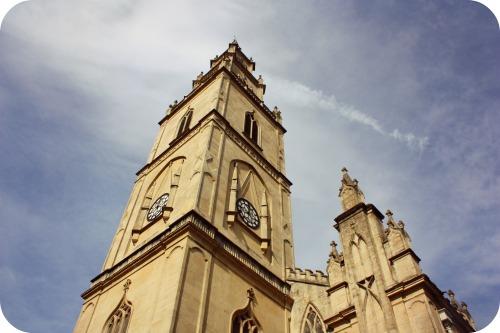 Portland Square church