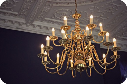 KingsWeston House chandelier