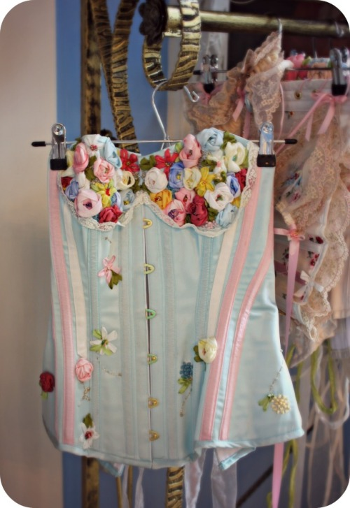 LK Bespoke Bridal corset