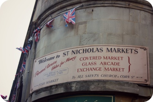 St Nicks Market, Bristol