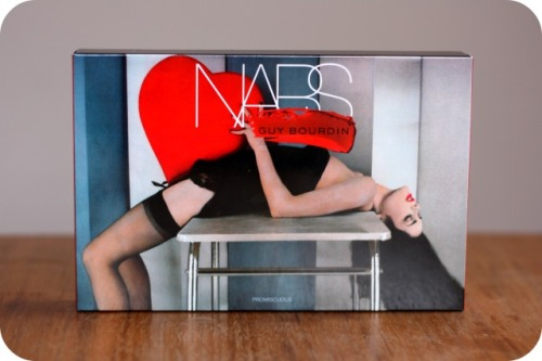 NARS Guy Bourdin Promiscuous gift set