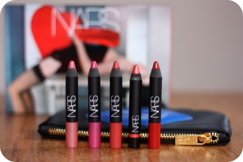 NARS Promiscuous Lip Pencil set